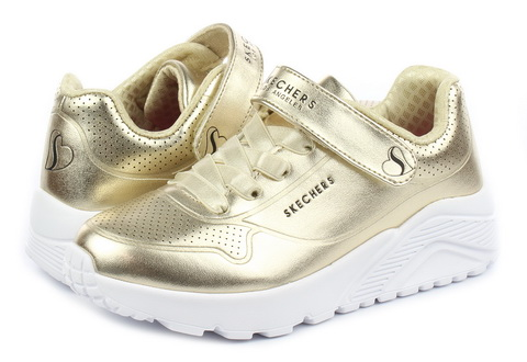 Skechers Atlete Uno Lite - Chrome Steps