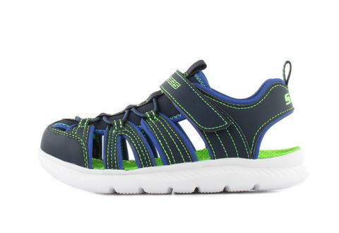 Skechers Sandały C - Flex Sandal 2.0 - Heat Blast