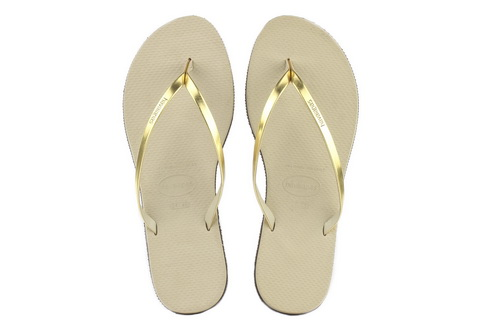 Havaianas Pantofle You Metallic