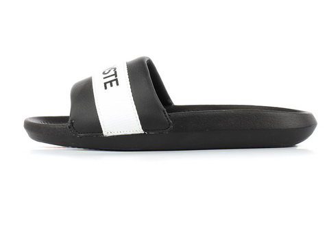 Lacoste Pantofle Croco Slide
