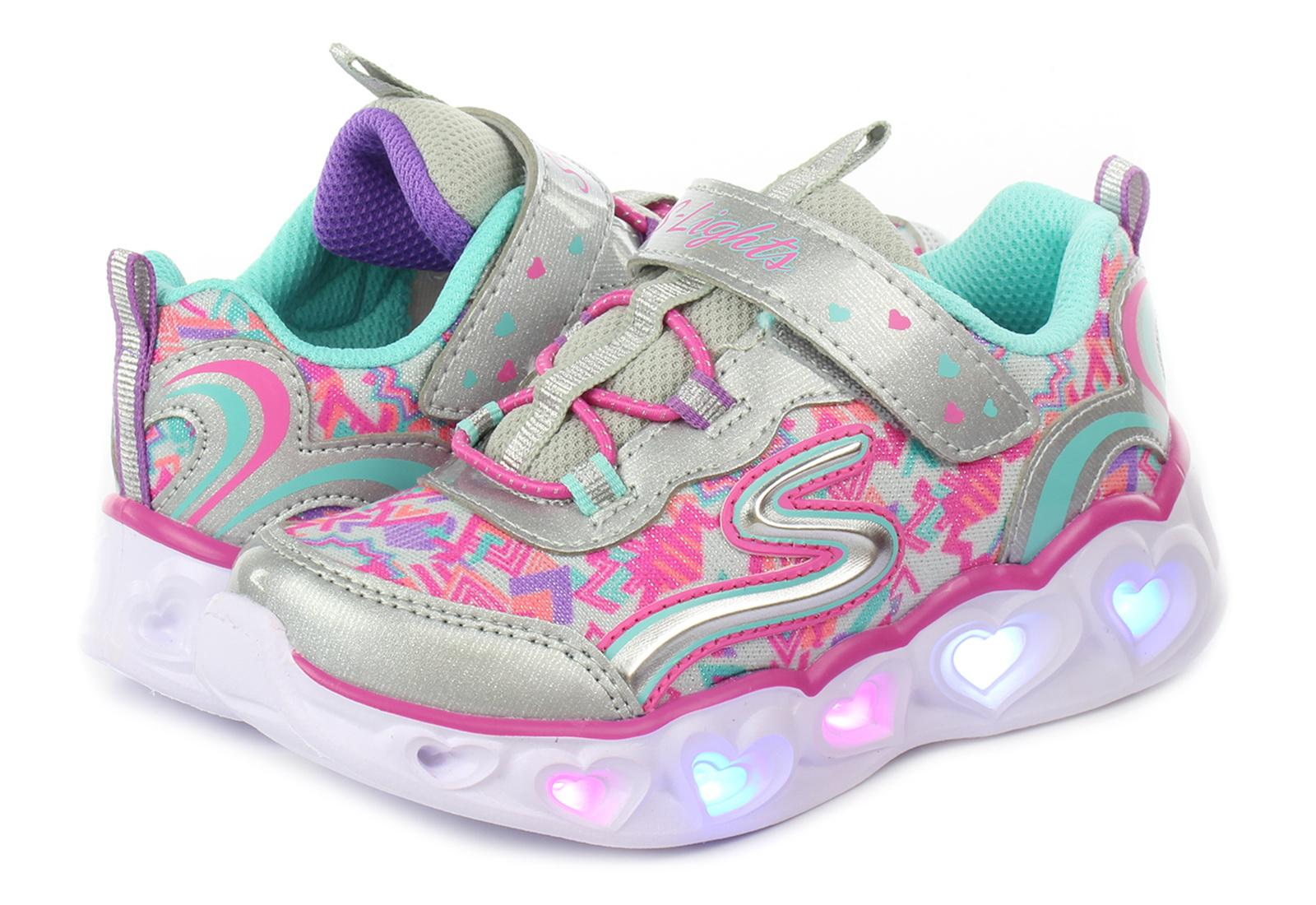 Skechers Pantofi Heart Lights