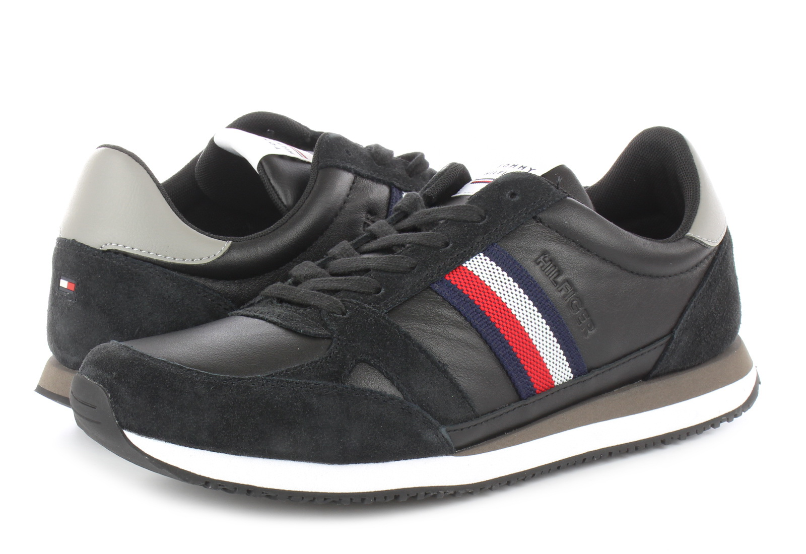 Tommy Hilfiger Topánky Runner Lo 4a