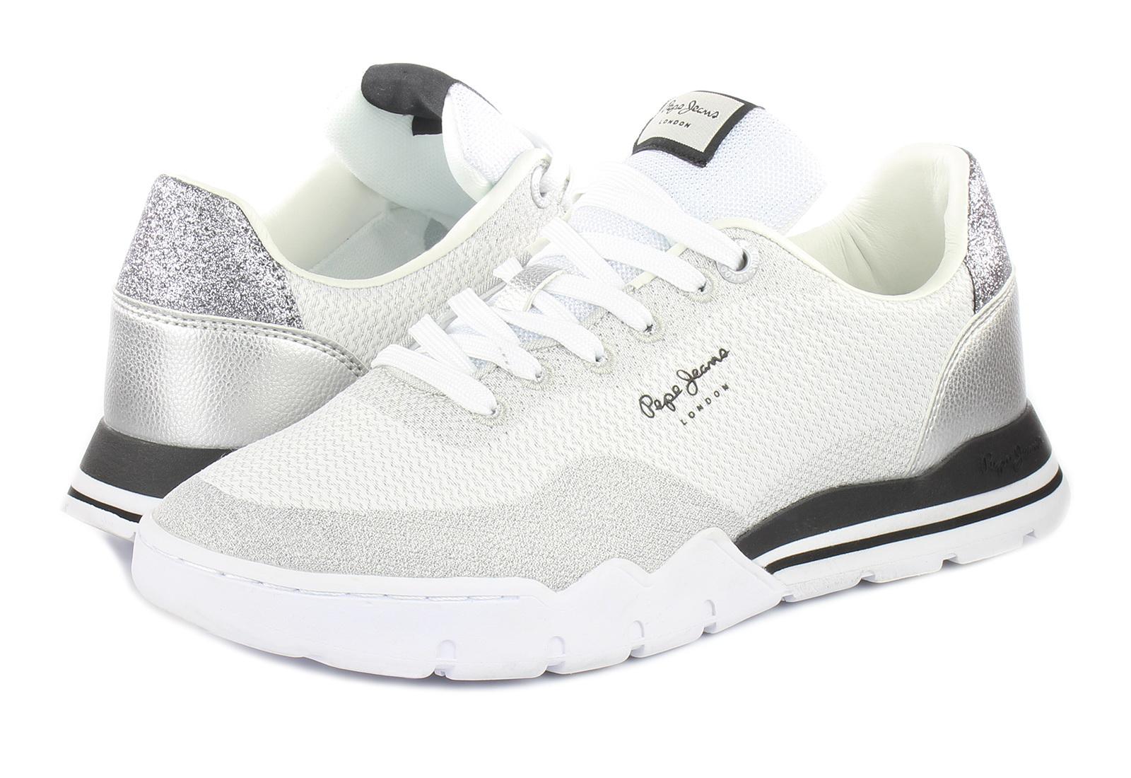Pepe Jeans Pantofi Siena Woven Pls31125934 Office Shoes Romania
