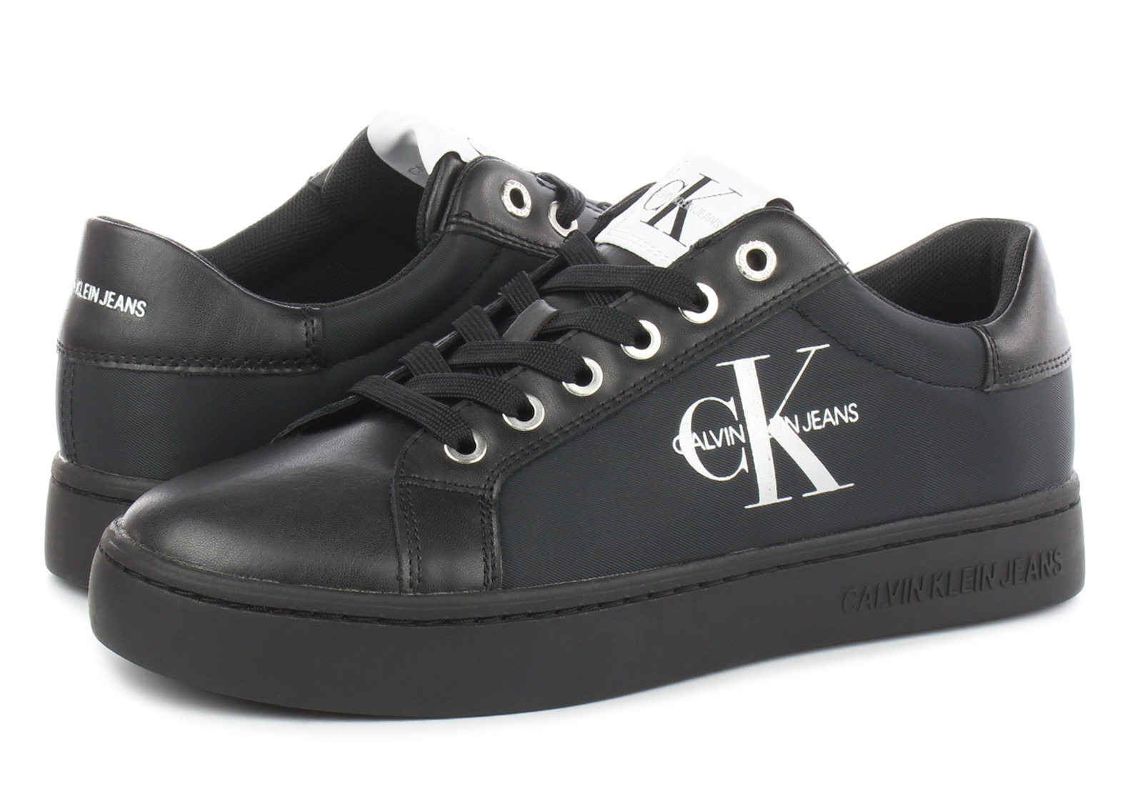 Calvin Klein Jeans Pantofi Silver