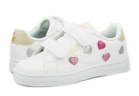 Benetton Patike Love Multi Glitter