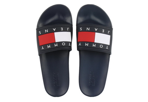 Tommy Hilfiger Pantofle Bubble 2yy2
