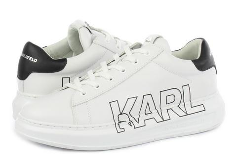 Karl Lagerfeld Patike Kapri Logo Sneaker