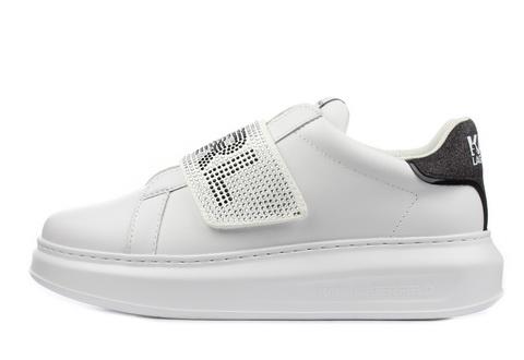 Karl Lagerfeld Pantofi Kapri Glitz Sneaker