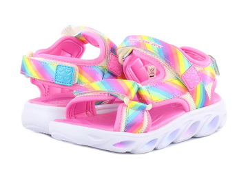 Skechers Sandály Hypno - Splash - Rainbow Lights