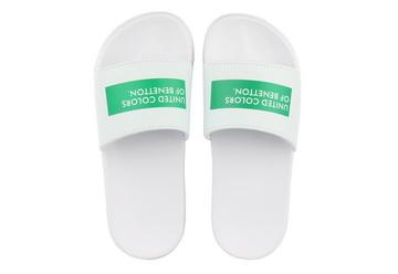 Benetton Slapi Rubb Label