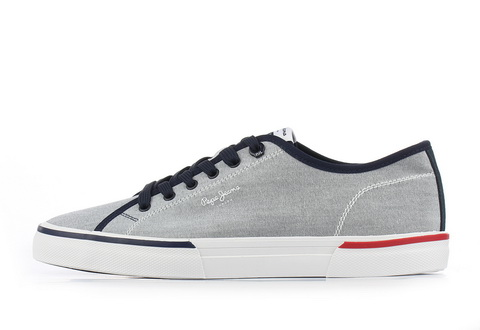 Pepe Jeans Półbuty Kenton Smart Chambray