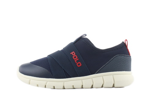 Polo Ralph Lauren Cipő Barnes Slip On