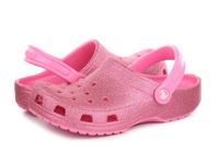 Crocs Sandály Classic Glitter Clog K