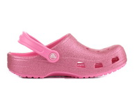 Crocs Sandály Classic Glitter Clog K 5