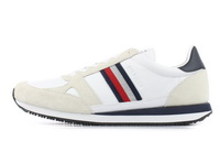 Tommy Hilfiger Topánky Runner Lo 4a 3