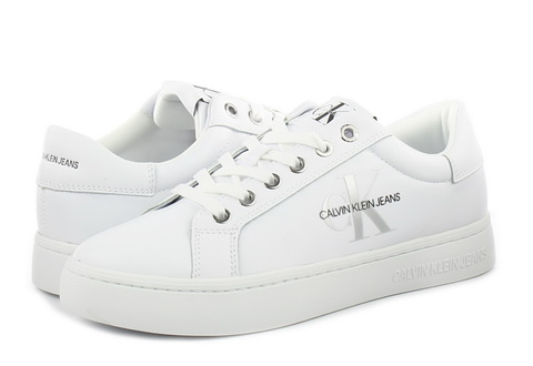 Calvin Klein Jeans Atlete Silver