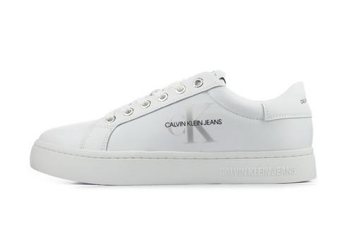 Calvin Klein Jeans Topánky Silver