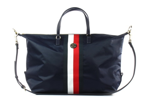 Tommy Hilfiger Kabelky Poppy Weekender Corp