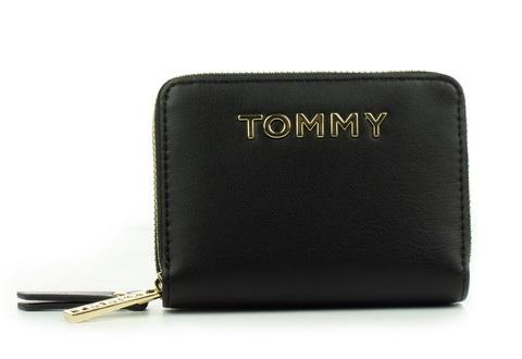 Tommy Hilfiger Peněženky Iconic Tommy Med Dbl Za