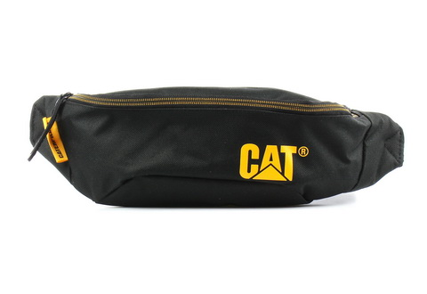 Cat Kabelky Waist Bag Black Co