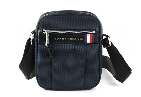 Tommy Hilfiger Kabelky Elevated Nylon Mini Reporter