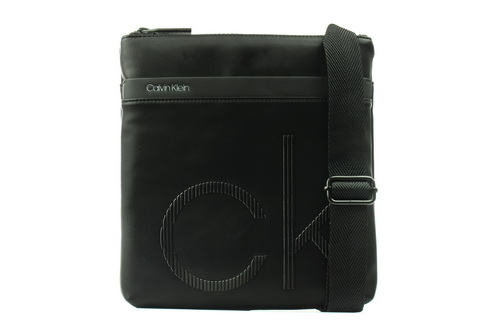 Calvin Klein Black Label Kabelky Ck Up Flat Crossover