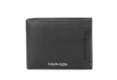 Calvin Klein Black Label Peněženky Bifold 5Cc 2 In 1 Pb