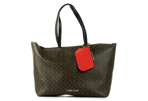 Calvin Klein Black Label Kabelky Ck Must F19 Med Shopper Mono