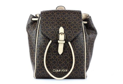 Calvin Klein Black Label Kabelky Drawstring Bp W/Flap