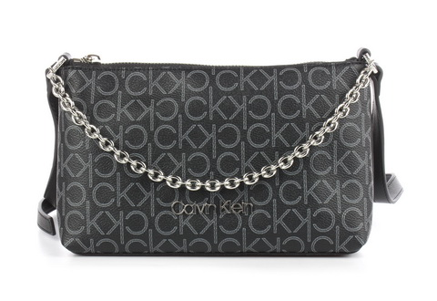 Calvin Klein Black Label Kabelky Ew Crossbody W/Chain