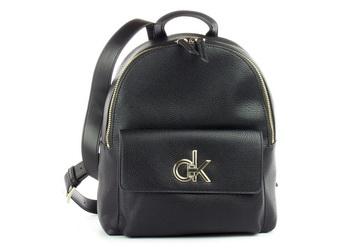 Calvin Klein Black Label Kabelky Re - Lock Backpack