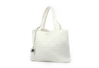 Buffalo Kabelky White Bag Knitted 1