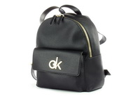 Calvin Klein Black Label Kabelky Re - Lock Backpack 1