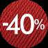 EXTRA VEĽKÁ Vianočná ponuka -40%