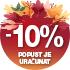 Jesenji Popust -10%