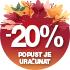 Jesenji Popust -20%