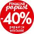 Finalni Popust-40%