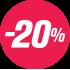 Zľavy -20%