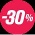 Zľavy -30%