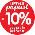 Ljetnji Popusti-10%