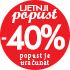 Ljetnji Popusti-40%