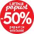 Ljetnji Popusti-50%