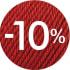 Mega Leárazás -10%