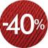 Mega Wyprzedaż -40%