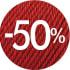 Mega Sale -50%