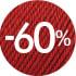 Mega Sale -60%