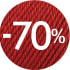 Mega Sale -70%