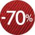 Mega Výprodej -70%