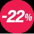 Popust -22%