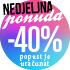 Nedjeljna Ponuda-40%